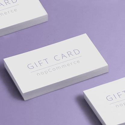 $50 Physical Gift Card का चित्र